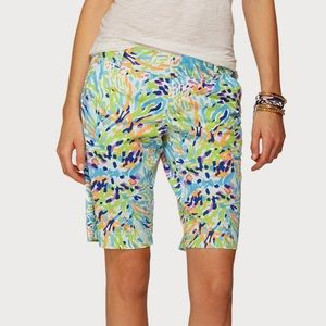 "| Lilly Pulitzer | ""Sea Soirée"" Chipper shorts"